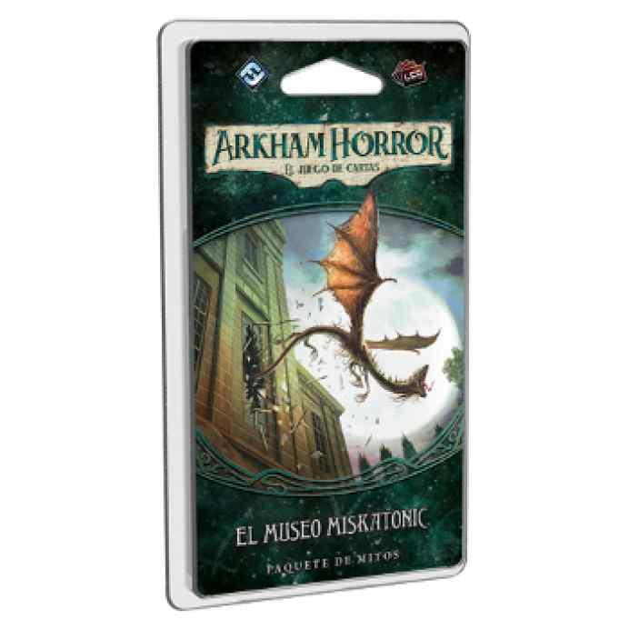 Arkham Horror (LCG): El Museo Miskatonic