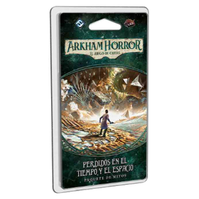 comprar Arkham Horror (LCG): Perdidos en el Tiempo y el Espacio