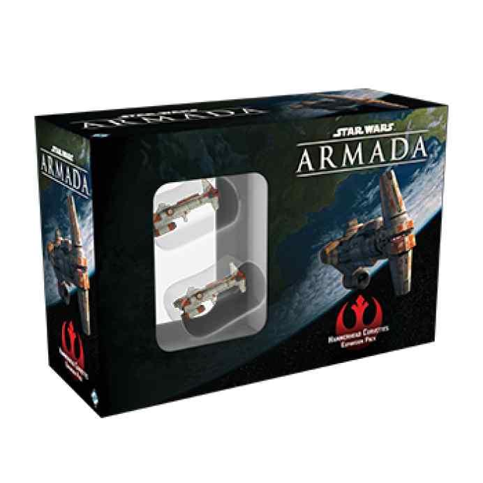 Star Wars Armada: Corbetas Cabeza de Martillo
