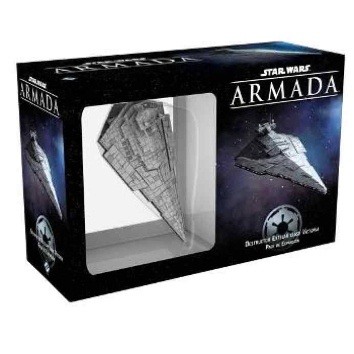comprar Star Wars Armada: Destructor Estelar Clase Victoria