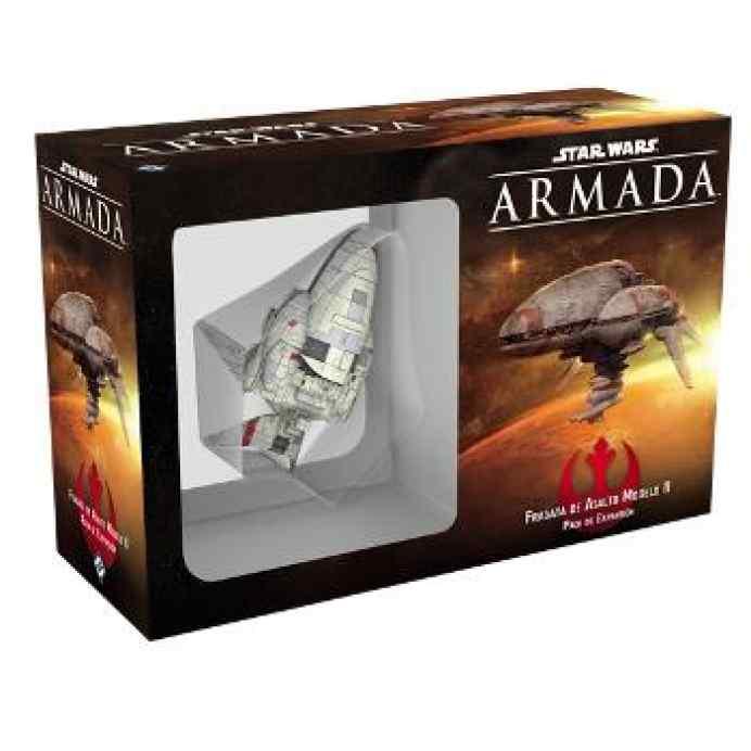comprar Star Wars Armada: Fragata de Asalto Modelo 2
