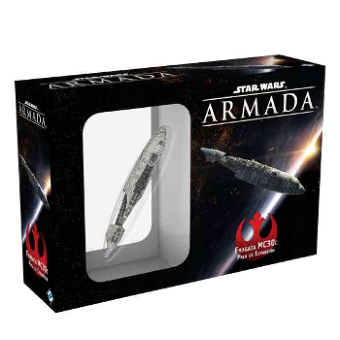 Star Wars Armada: Fragata MC30c comprar