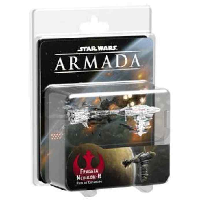 comprar Star Wars Armada: Fragata Nebulon-B