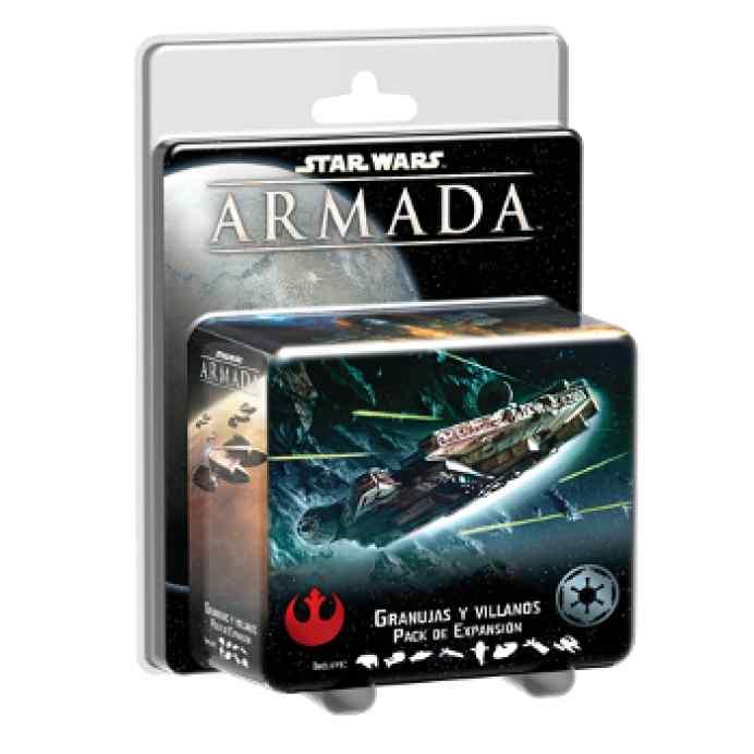 Star Wars Armada: Granujas y Villanos comprar