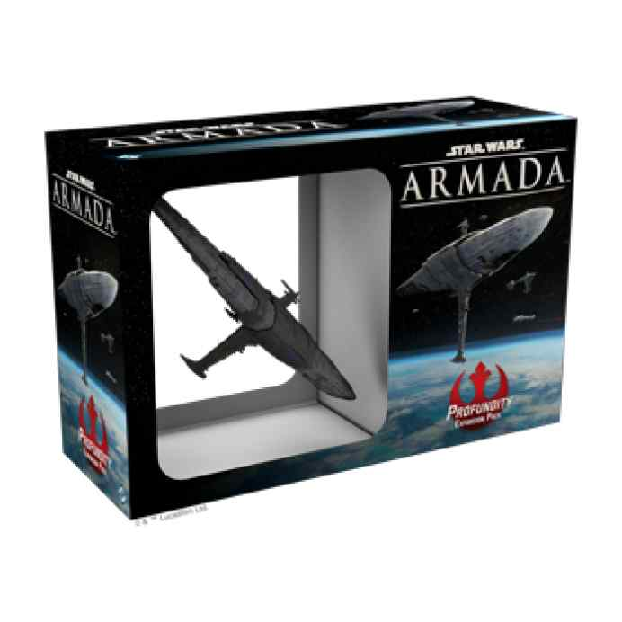 Star Wars Armada: Profundidad TABLERUM
