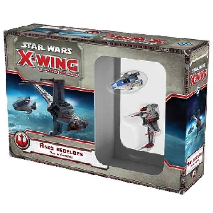 comprar X Wing Ases Rebeldes
