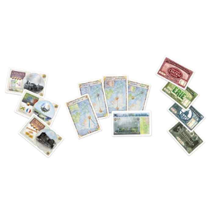 comprar Aventureros Al Tren! : Reino Unido y Pennsylvania cartas