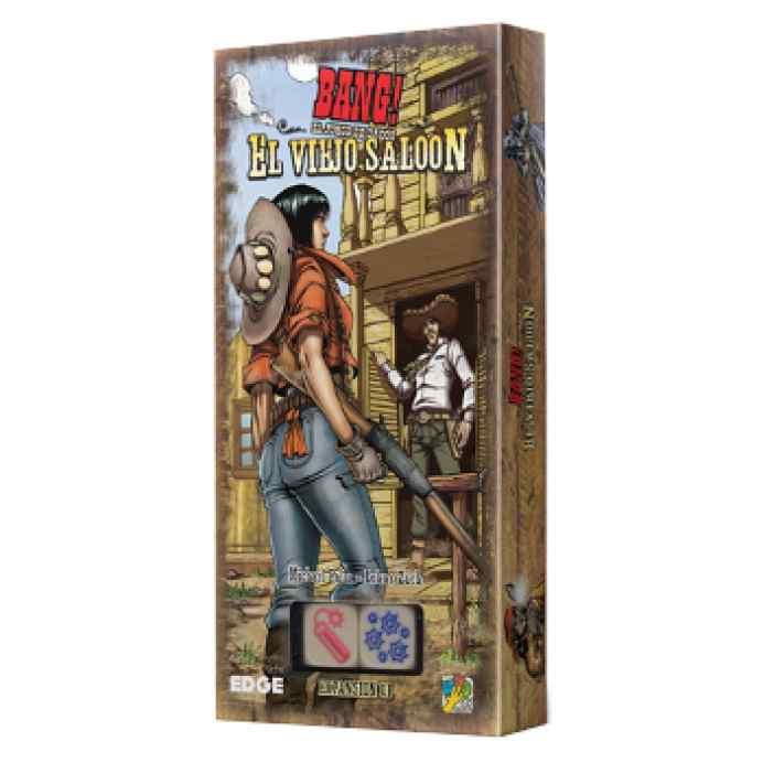 Bang! El juego de dados - El Viejo Saloon