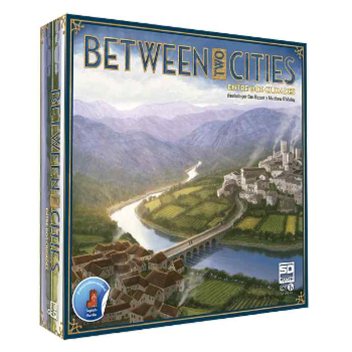 Between Two Cities: Entre Dos Ciudades TABLERUM