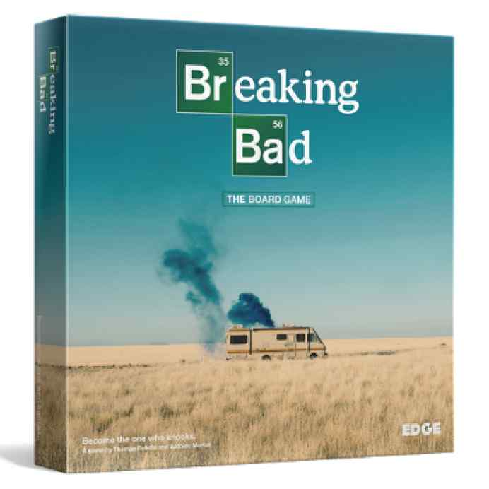 Breaking Bad TABLERUM