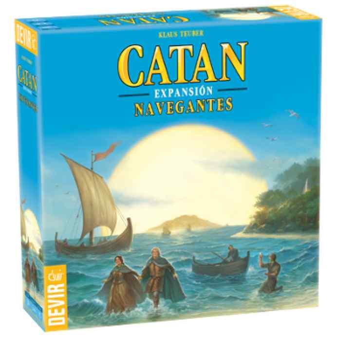 comprar Colonos Catán extensión navegantes