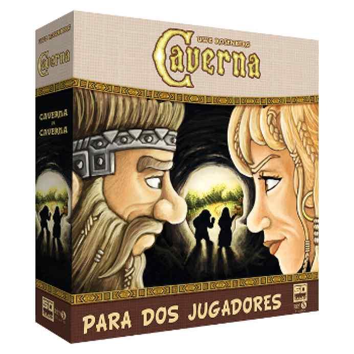 Caverna 2 Jugadores TABLERUM