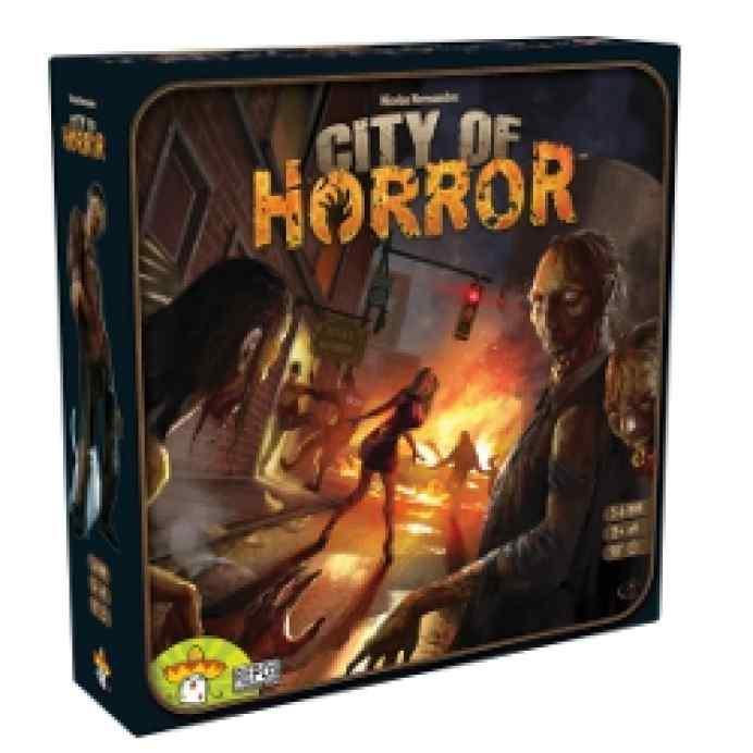 comprar City of Horror