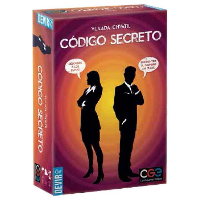 comprar Código Secreto