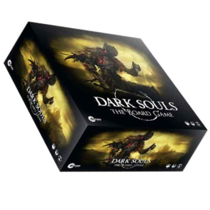 Dark Souls: The Board Game (Ed. en castellano Revisada) TABLERUM