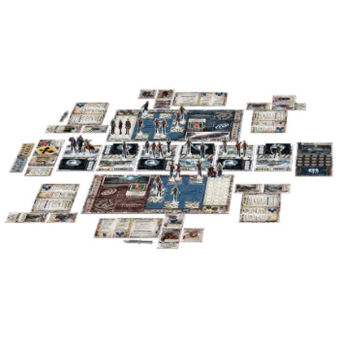 Dead of Winter: Colonias en Guerra TABLERUM
