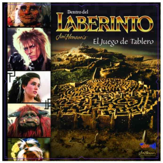 Dentro del Laberinto: El Juego de Mesa (castellano) TABLERUM