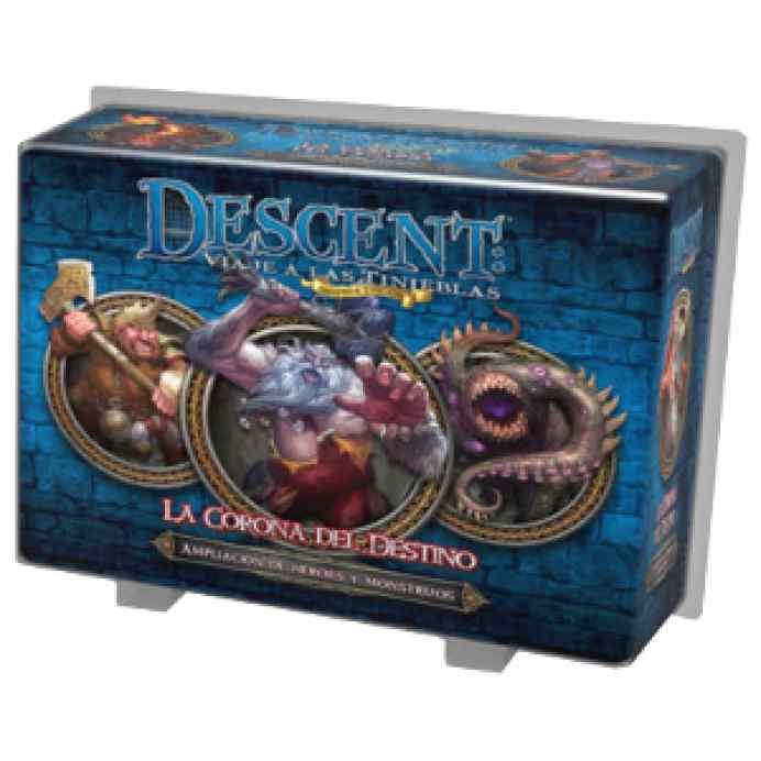 comprar Descent 2: La Corona del Destino