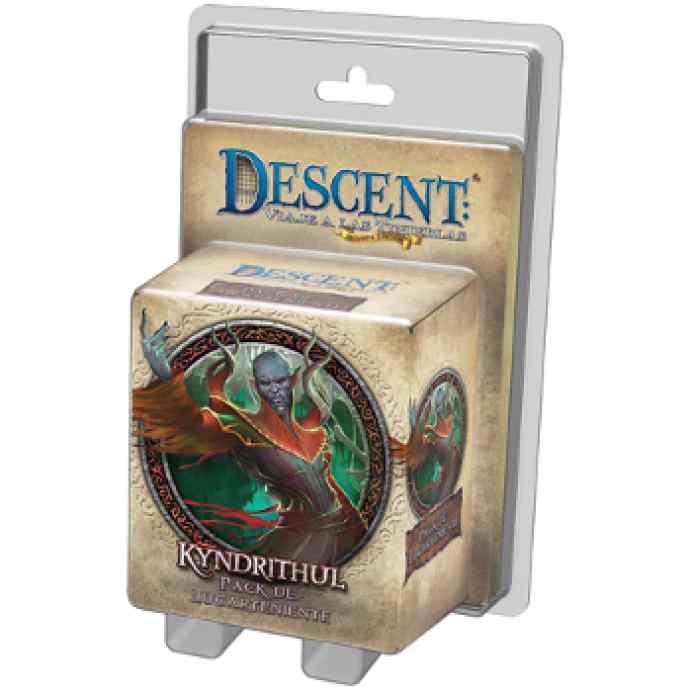 comprar Descent: Lugarteniente Kyndrithul