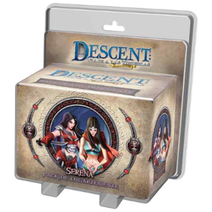 comprar Descent: Lugarteniente Serena