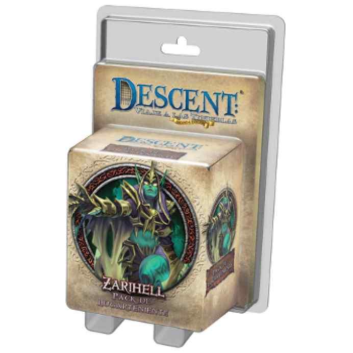 comprar Descent: Lugarteniente Zarihell