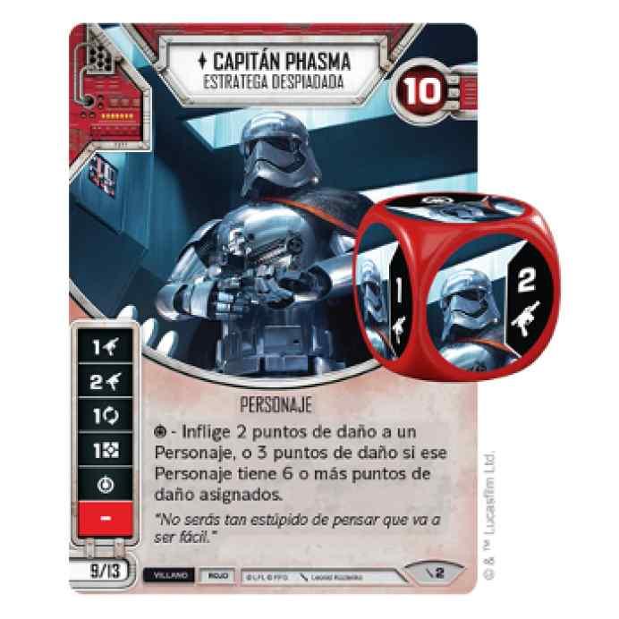 Star Wars: Destiny: Caja de Inicio para dos jugadores TABLERUM