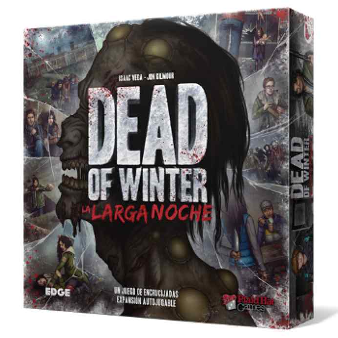 comprar Dead of Winter: Larga Noche
