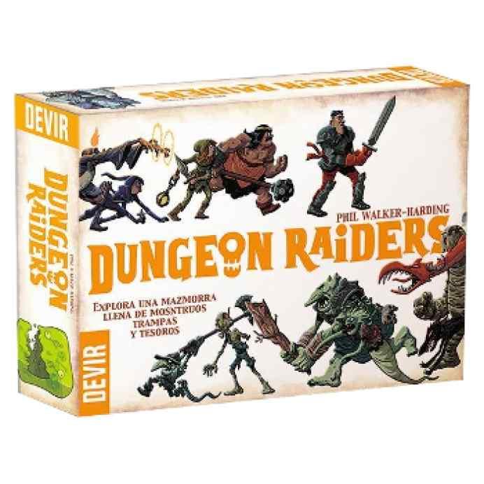 Dungeon Raiders (2018) TABLERUM