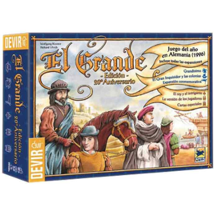 comprar El Grande: Edición 20 Aniversario