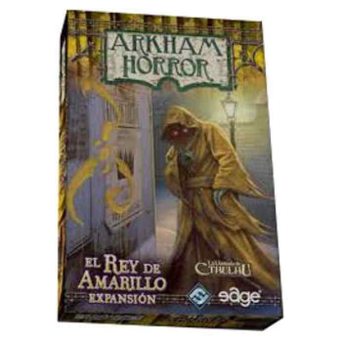 comprar Arkham Horror: El Rey de Amarillo