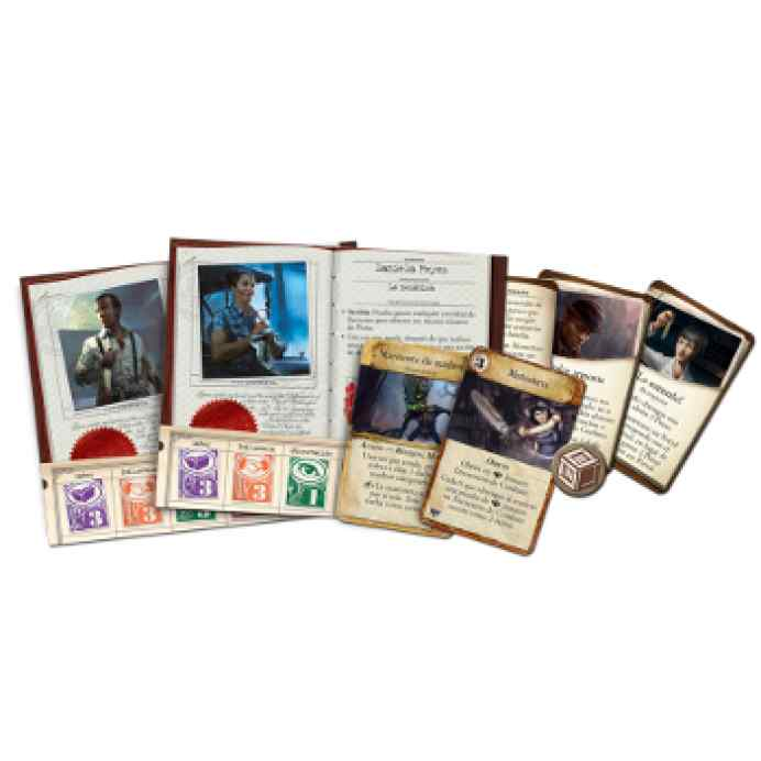 Eldritch Horror: Las máscaras de Nyarlathotep TABLERUM