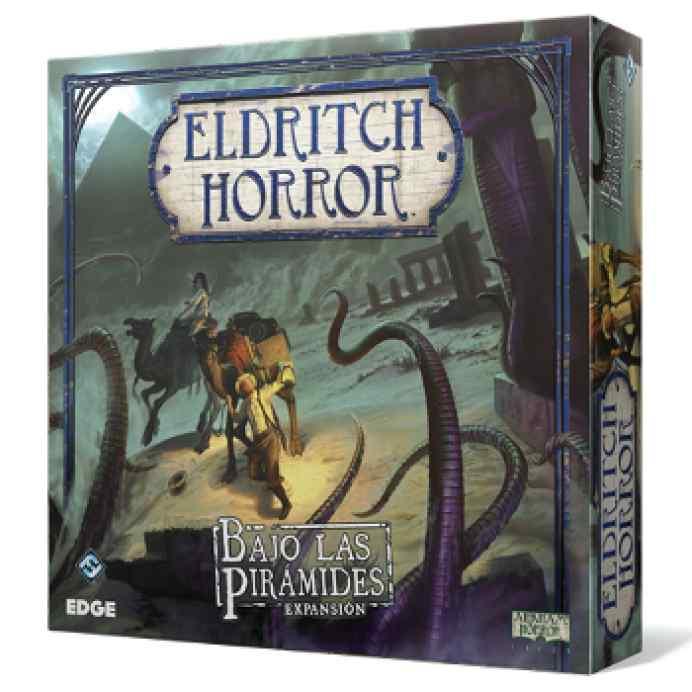 comprar Eldritch Horror: Bajo las Pirámides