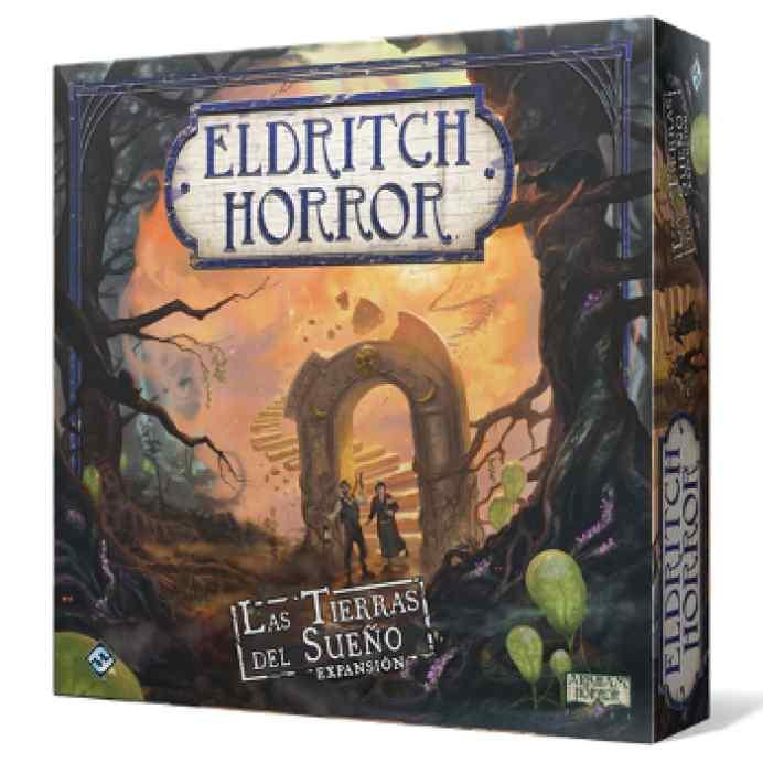 Eldritch Horror: Las Tierras del Sueño