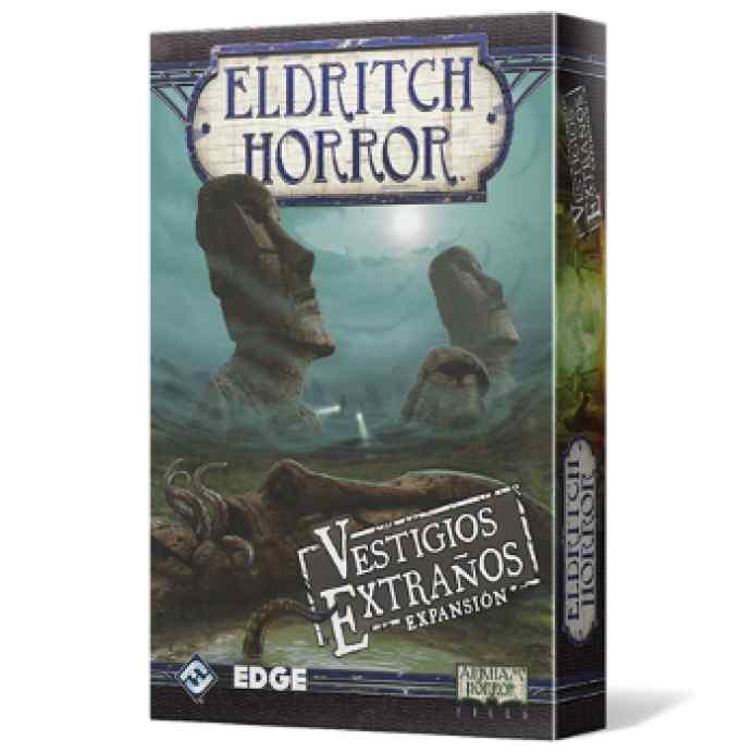 comprar Eldritch Horror: Vestigios Extraños