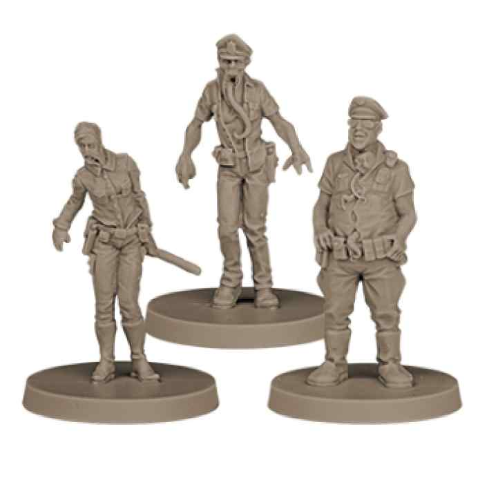 The Others: Equipo Beta miniaturas