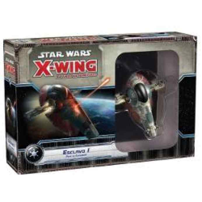 comprar X Wing: Esclavo 1