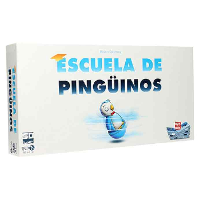 Escuela de Pingüinos TABLERUM