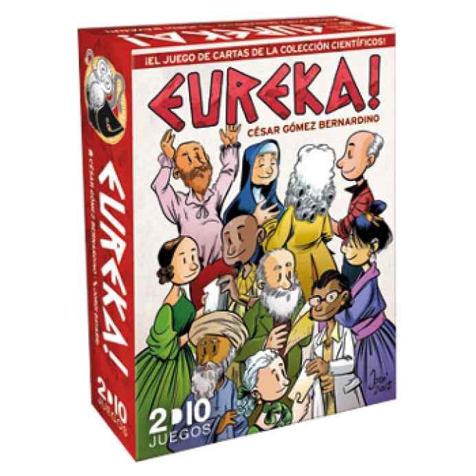 Eureka! (Verkami) TABLERUM