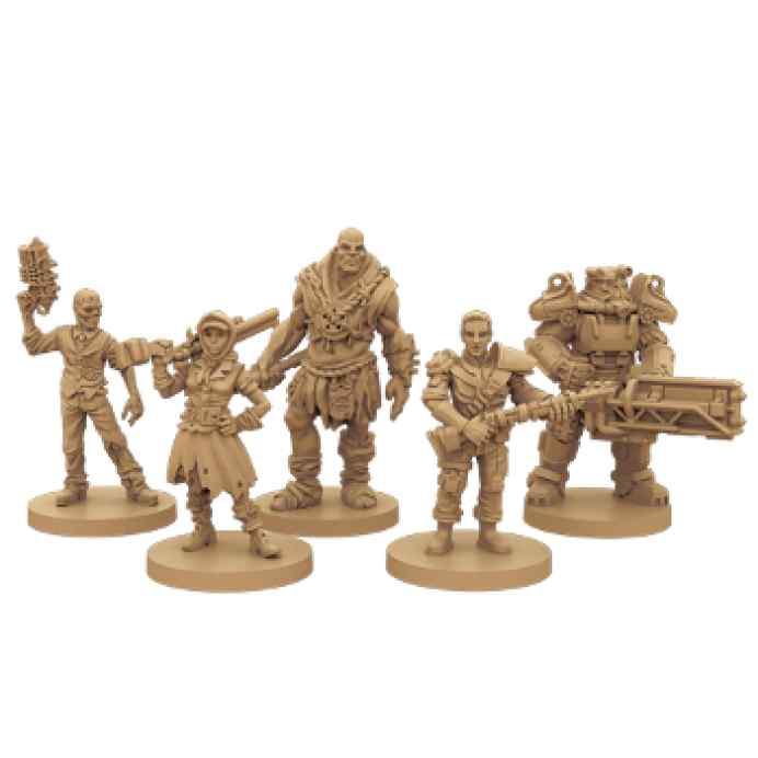 Fallout: El Juego de Tablero TABLERUM