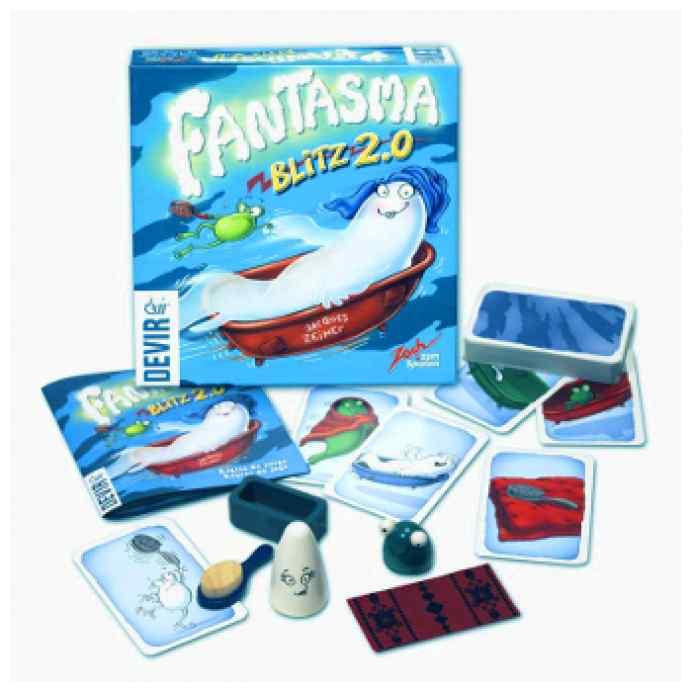 comprar Fantasma Blitz 2.0