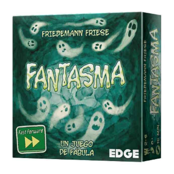 Fast Forward: Fantasma TABLERUM