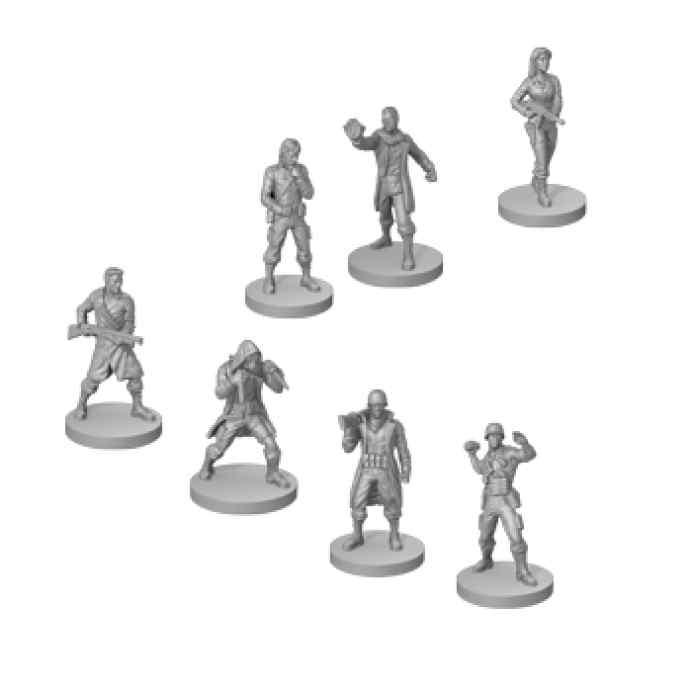 Fireteam Zero miniaturas
