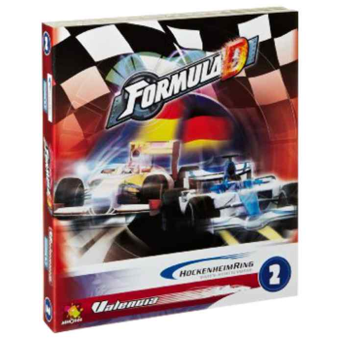 comprar Formula D: 2 Hockenheim & Valencia