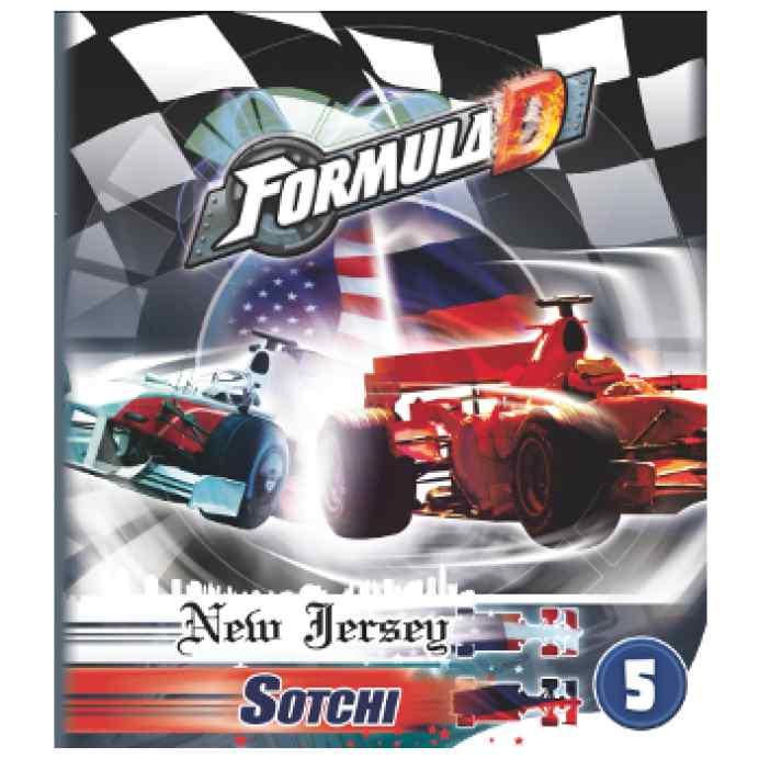 comprar Formula D: 5 New Yersey