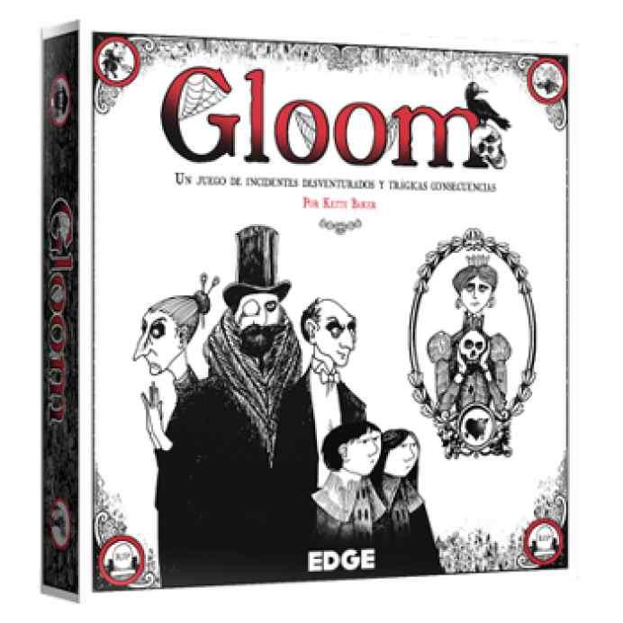 Gloom (2Ed) TABLERUM