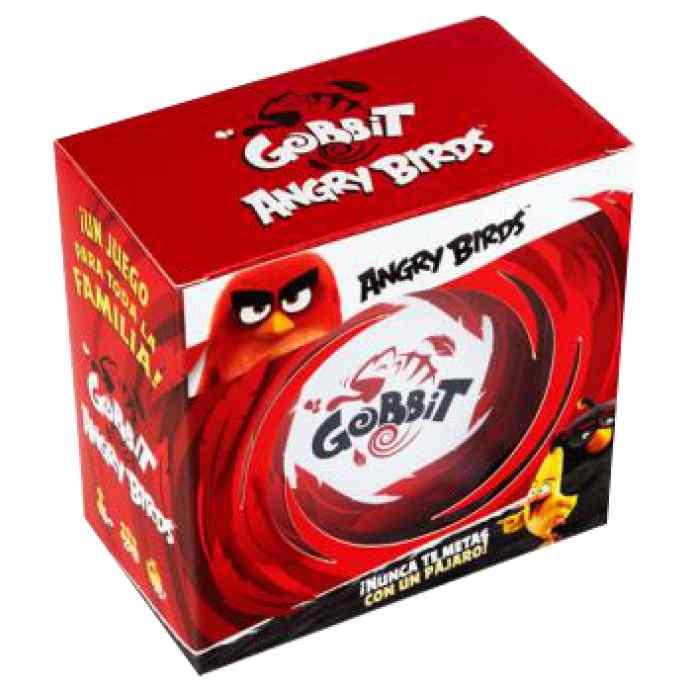 Gobb'it Angry Birds - Juego de Cartas TABLERUM