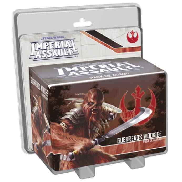 comprar Imperial Assault: Guerreros Wookiee