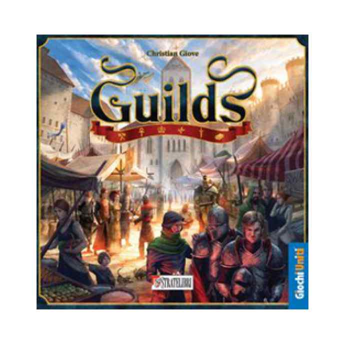 Guilds TABLERUM