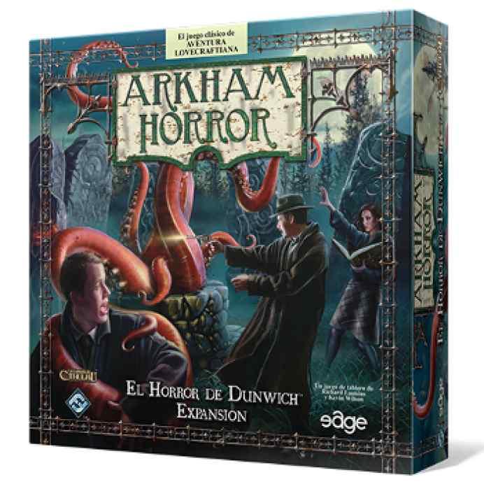 comprar Arkham Horror: El Horror de Dunwich
