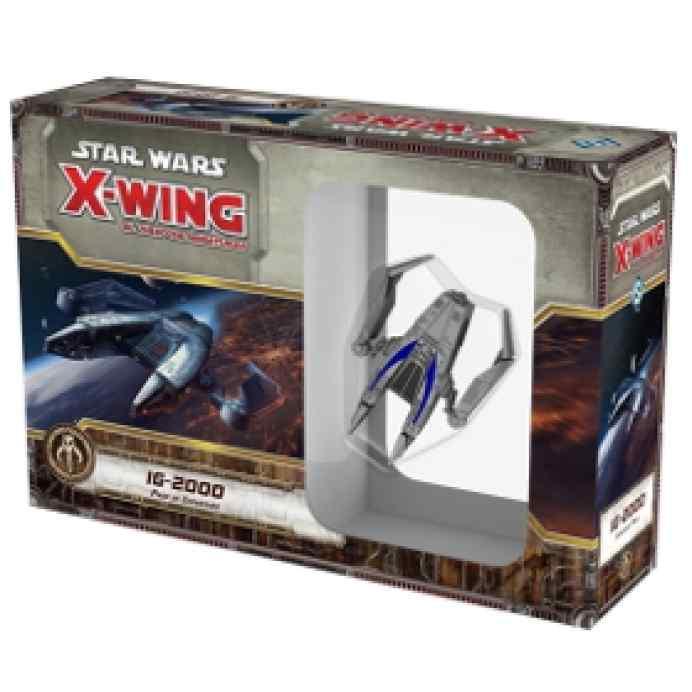 comprar X Wing: IG-2000